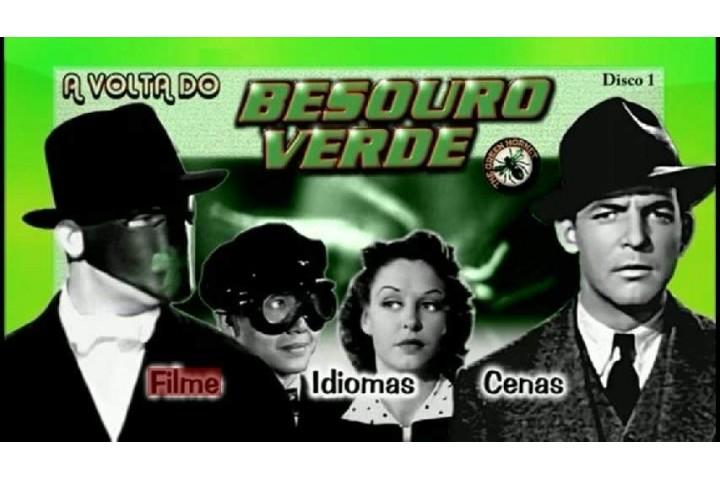 A Volta do Besouro Verde - Seriado de 1940