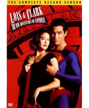 Lois & Clark - As Novas Aventuras do Superman - 2ª Temporada