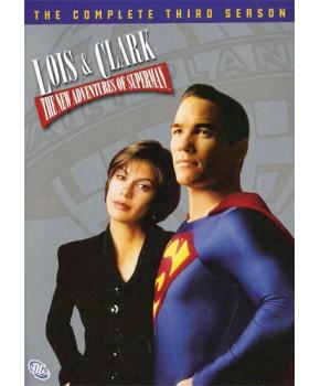 Lois & Clark - As Novas Aventuras do Superman - 3ª Temporada