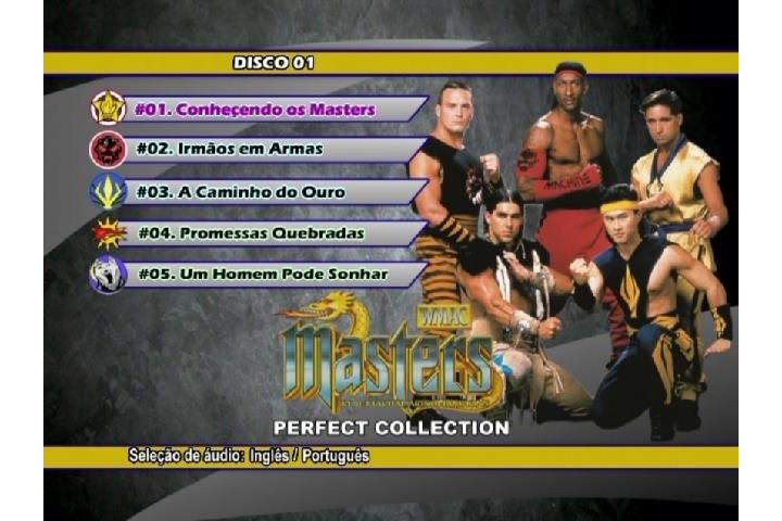 WMAC Masters Perfect Collection