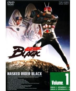Black Kamen Rider - Versão Econômica