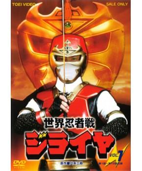 Jiraya DVD Japonês