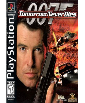PS1 - 007 Tomorrow Never Dies