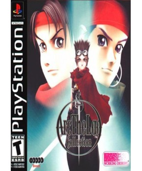 PS1 - Arc the Lad I