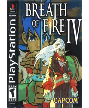 PS1 - Breath of Fire IV
