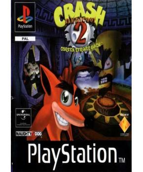 PS1 - Crash Bandicoot 2