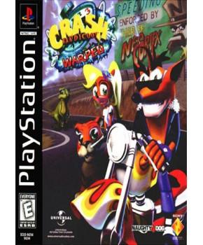 PS1 - Crash Bandicoot 3