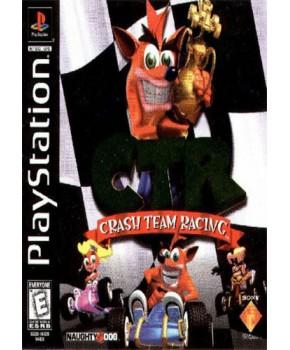 PS1 - Crash Team Racing