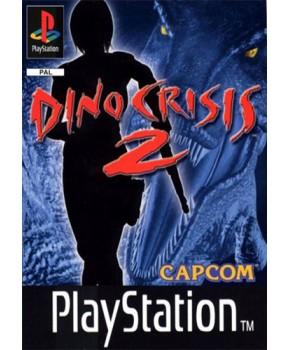 PS1 - Dino Crisis 2