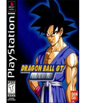 PS1 - Dragonball GT Final Bout