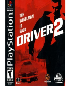PS1 - Driver 2