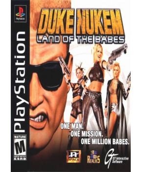 PS1 - Duke Nukem - Land of the Babes