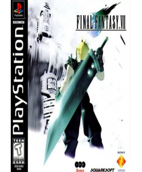 PS1 - Final Fantasy VII