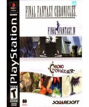 PS1 - Final Fantasy Chronicles - Final Fantasy IV