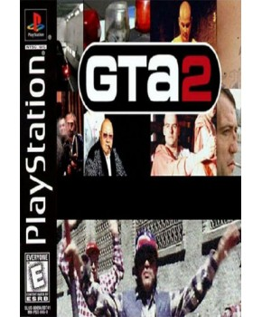 PS1 - Grand Theft Auto 2