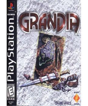 PS1 - Grandia