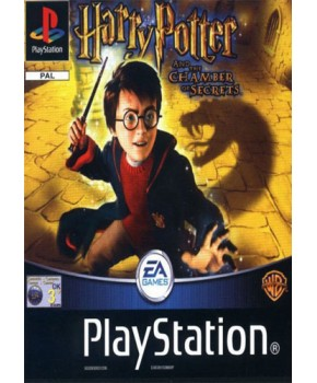 PS1 - Harry Potter and the Chamber of Secrets