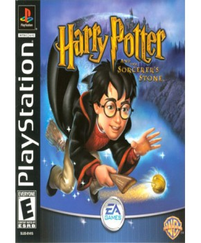 PS1 - Harry Potter and the Sorcerers Stone