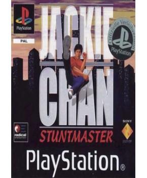 PS1 - Jackie Chan Stuntmaster