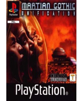 PS1 - Martian Gothic - Unification