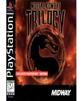 PS1 - Mortal Kombat Trilogy