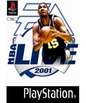 PS1 - NBA Live 2001