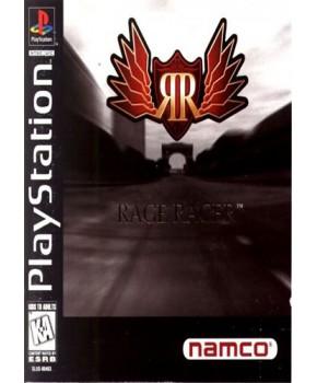 PS1 - Rage Racer