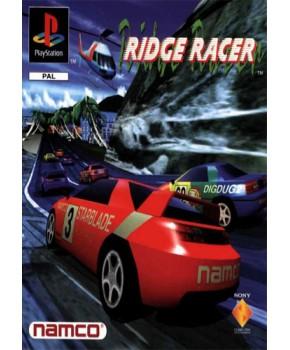 PS1 - Ridge Racer