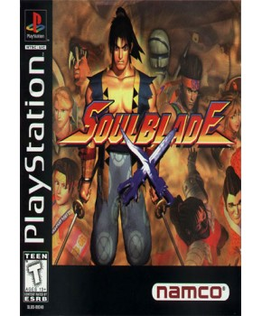 PS1 - Soul Blade