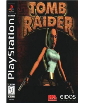 PS1 - Tomb Raider 1