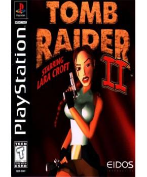 PS1 - Tomb Raider 2
