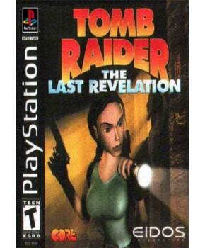 PS1 - Tomb Raider 4 - The Last Revelation