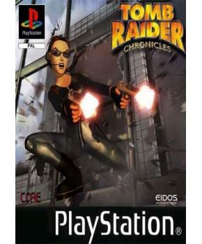 PS1 - Tomb Raider 5 - Chronicles