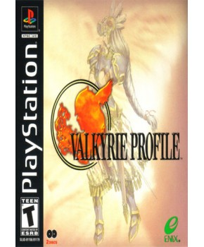 PS1 - Valkyrie Profile