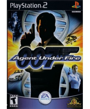 PS2 - 007 Agent Under Fire