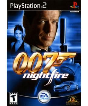 PS2 - 007 NightFire