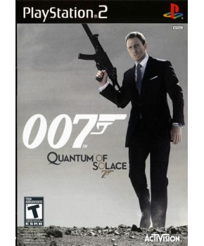 PS2 - 007 Quantum Of Solace