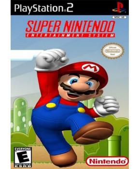 PS2 - 3000 Jogos do Super Nes