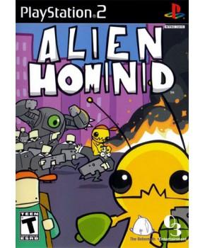 PS2 - Alien Hominid