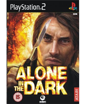 PS2 - Alone In The Dark