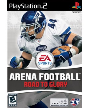 PS2 - Arena Football - Road to Glory