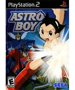 PS2 - Astro Boy