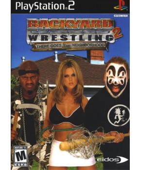 PS2 - Backyard Wrestling 2 - There Goes The Neighborhood