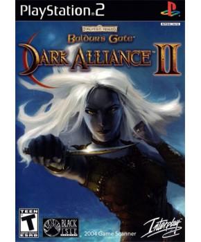 PS2 - Baldur's Gate Dark Alliance II