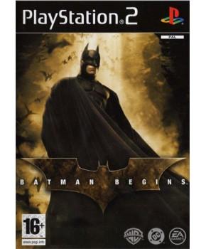 PS2 - Batman Begins