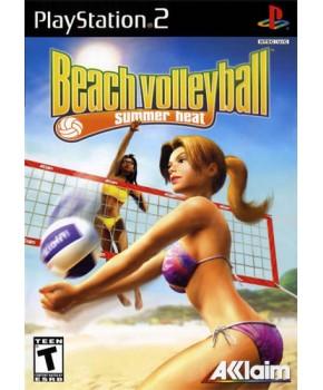 PS2 - Beach Volleyball Summer Heat