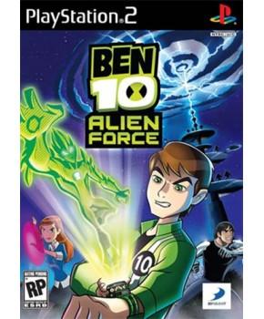 PS2 - Ben 10 Alien Force