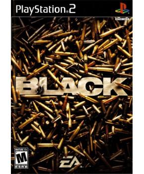 PS2 - Black