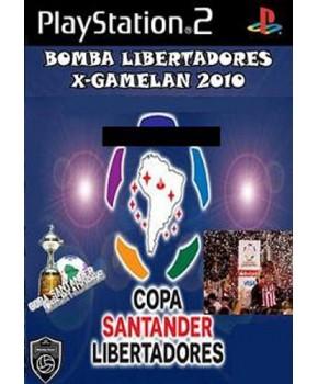 PS2 - Bomba Patch Libertadores X-Gamelan 2010 (WE10)