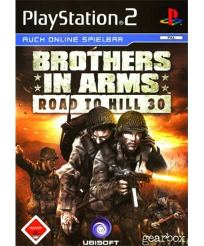 PS2 - Brothers In Arms Road To Hill 30